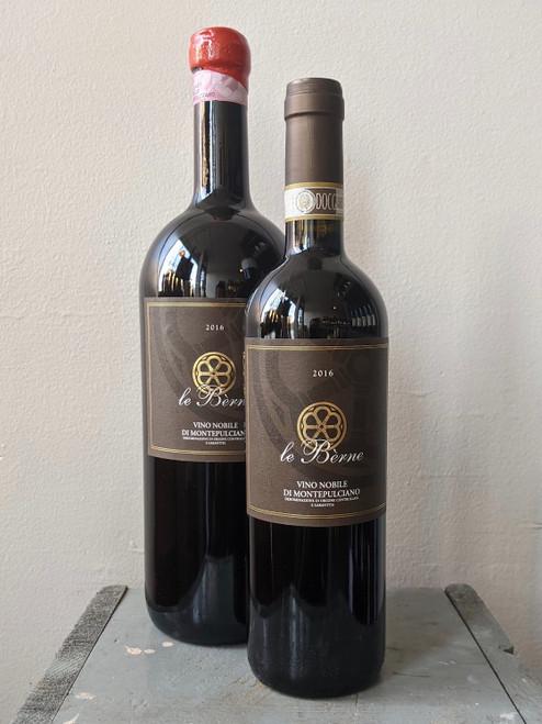 Le Berne, Vino Nobile de Montepulciano (2016)