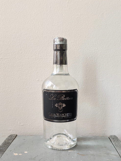 Casa Maschito, Grappa di Aglianico del Vulture (NV) 500 mL