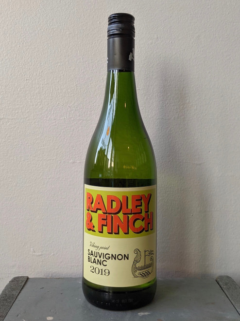 Radley & Finch, Sauvignon Blanc Viking Point (2019)