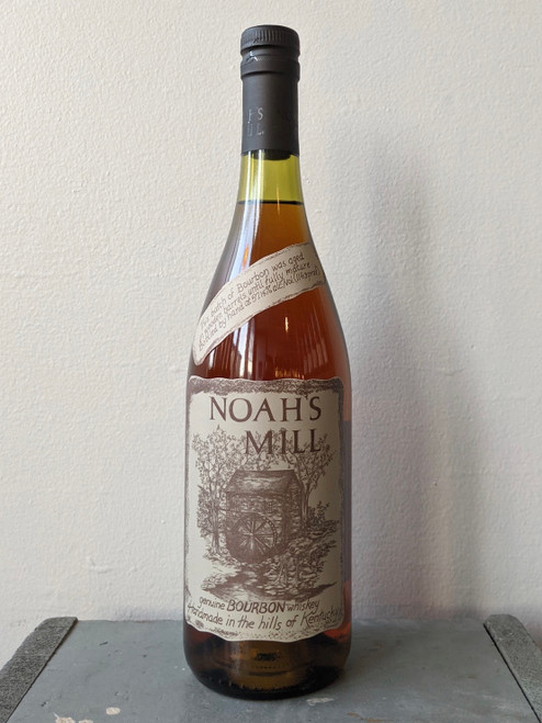Kentucky Bourbon Distillers, Noah's Mill Bourbon Whiskey 114.3 Proof (NV)