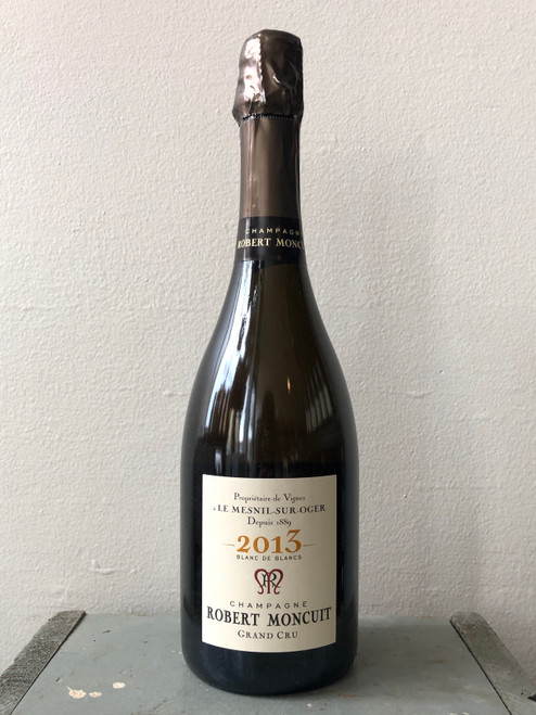 Champagne Robert Moncuit, Millesime (2013)