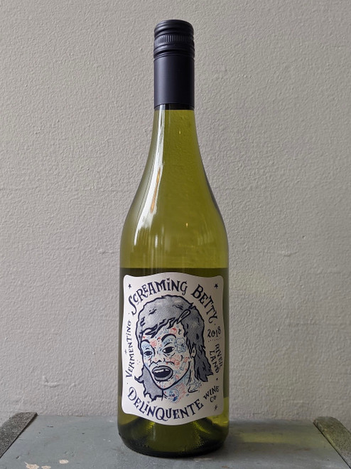 Delinquente Wine Co., Vermentino Screaming Betty Riverland (2019)