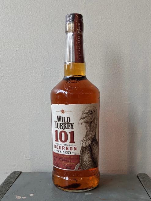 Wild Turkey, Kentucky Straight Bourbon Whiskey 101
