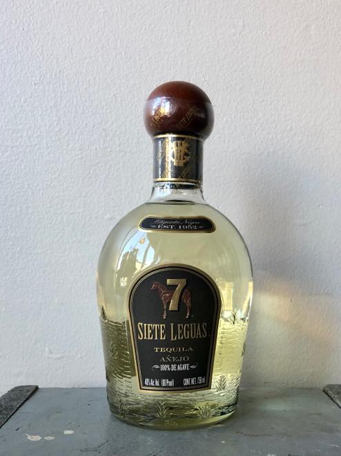 Siete Leguas, Añejo Tequila (NV)