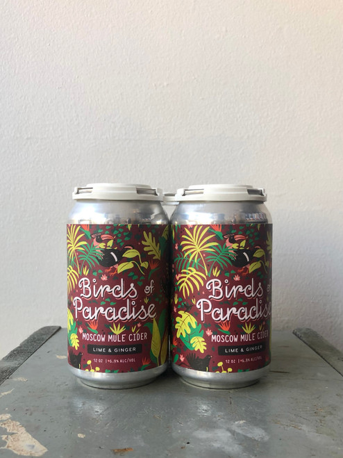 Graft Cider, Birds Of Paradise (NV)
