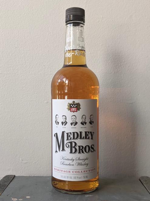 Medley Bros., Kentucky Straight Bourbon Whiskey (NV)