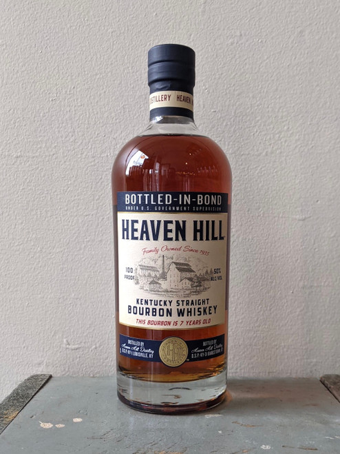 Heaven Hill, Kentucky Straight Bourbon Old Style Bottled in Bond 7 Year Old (NV)