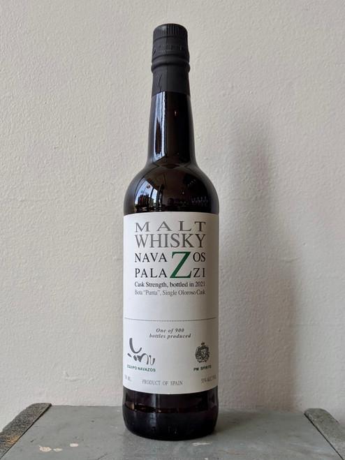 "Navazos Palazi, Malt Whisky Bota ""Punta"" Single Oloroso Cask (NV)"