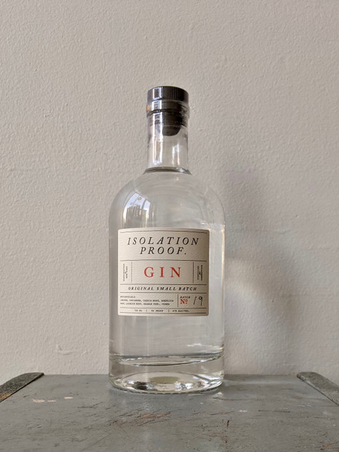 Isolation Proof, Dry Gin (NV)