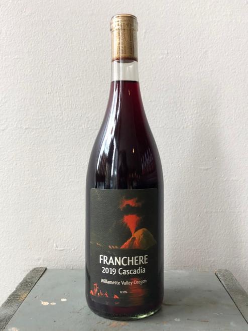 Franchere Wine Company, Willamette Valley Cascadia (2019)