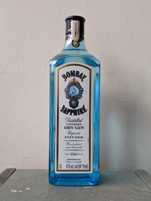 Bombay Sapphire, London Dry Distilled Gin (NV)