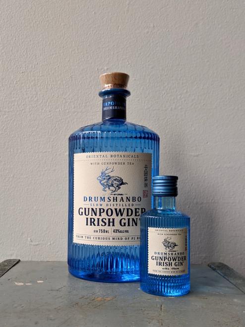 Drumshanbo Gunpowder Irish Gin (NV)