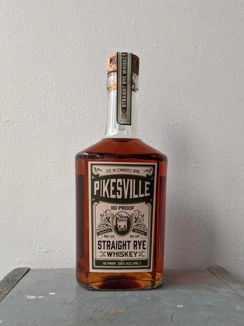 Pikesville, Straight Rye Whiskey (NV)