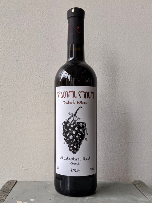 Dato's Wine, Aladasturi (2019)