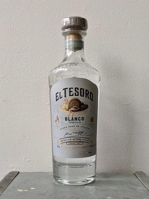 El Tesoro de Don Felipe, Blanco Tequila (NV)