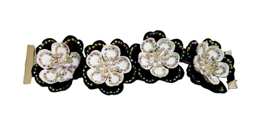3D Flexi Flower Clip