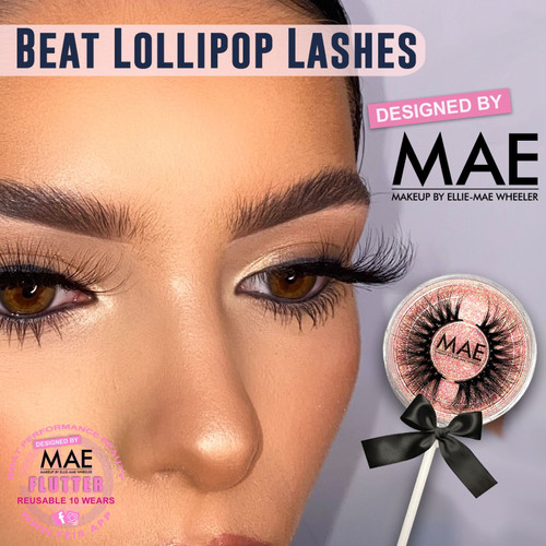 Flutter Lollipop Lashes