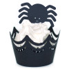 Spider Web Cupcake Wrapper