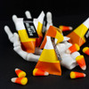 Candy Corn treat boxes