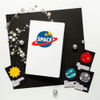 Space Journal and Solar System Flash Cards