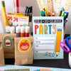 Back to School Mask Party Pack