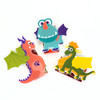 Dragons and Vikings Party Pack