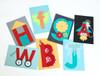 ABC Flashcard Crafts
