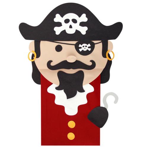 Puppet: Pirate Captain