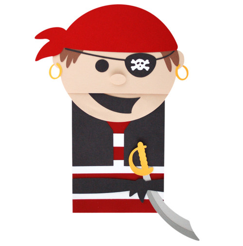 Puppet: Pirate Boy