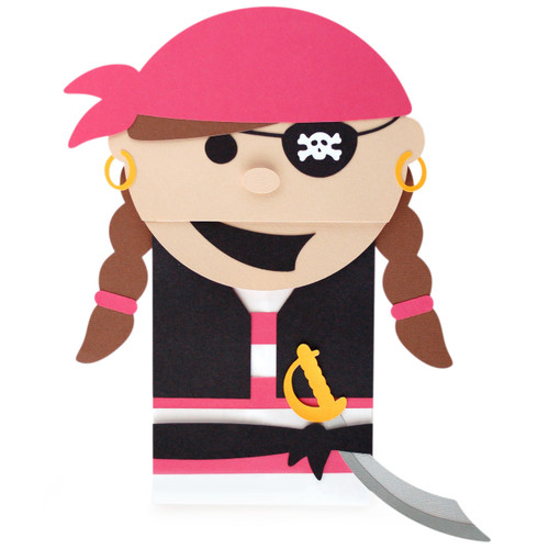 Puppet: Pirate Girl
