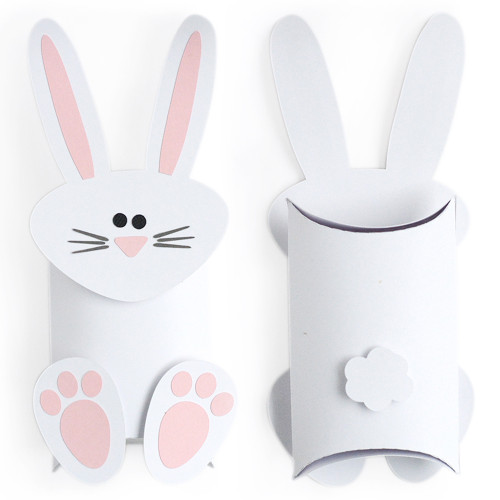 Bunny Pillow Box
