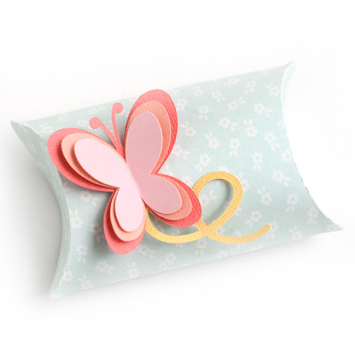 Butterfly Pillow Box