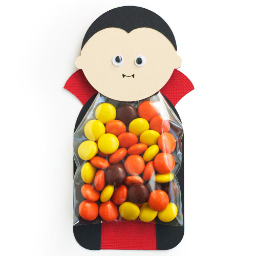 Dracula Treat Bag