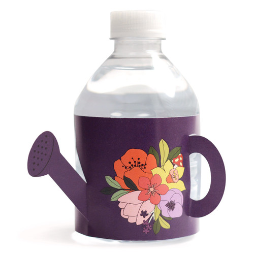 Watering Can Water Bottle