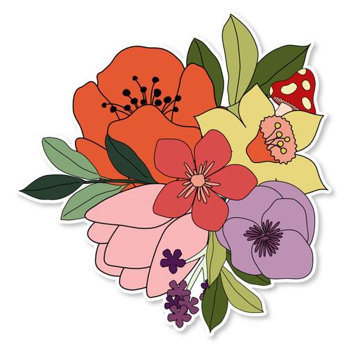 Mini Flower Bouquet