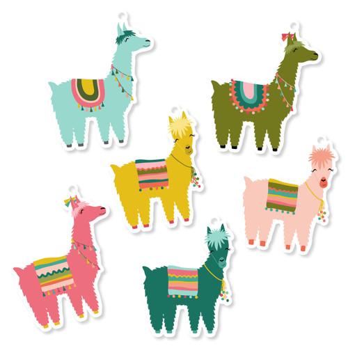 Cactus and Llama Party