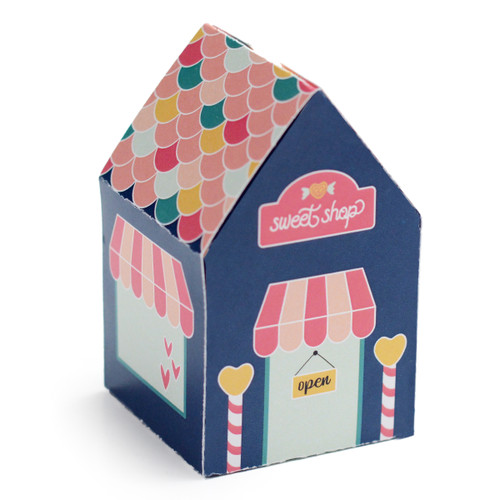 Candy Shop Box Blue
