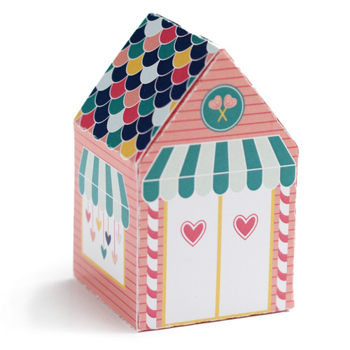 Candy Shop Box Light Pink