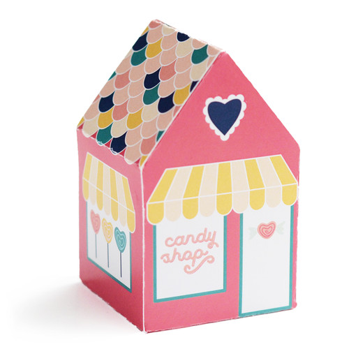 Candy Shop Box Pink