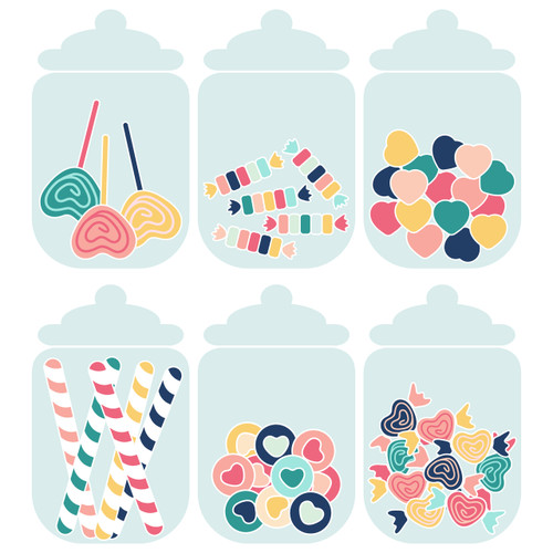 Candy Jar Poster Pack