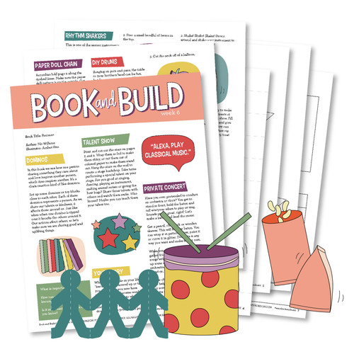 Book and Build Week 6 - Because