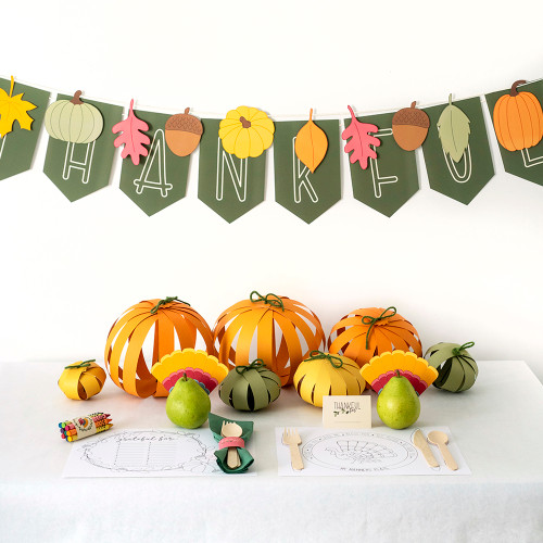 Thanksgiving Feast Party Pack