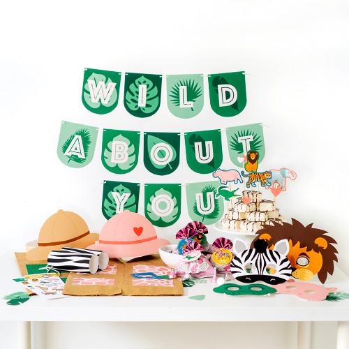 Wild About You Party Pack