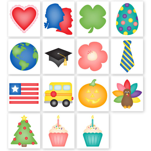 Calendar: Holiday Cards