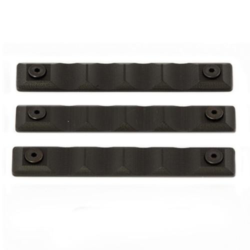Railscales PVM - Long Grip Panel - 3 Pack - M-LOK
