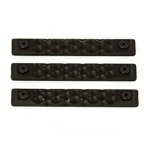 Railscales HCM - Long Grip Panel - 3 Pack - M-LOK