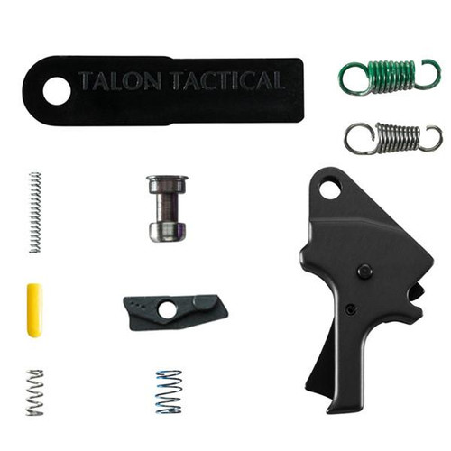 M&P Forward Set Sear & Flat Faced Trigger Kit - Aluminum (FSS)