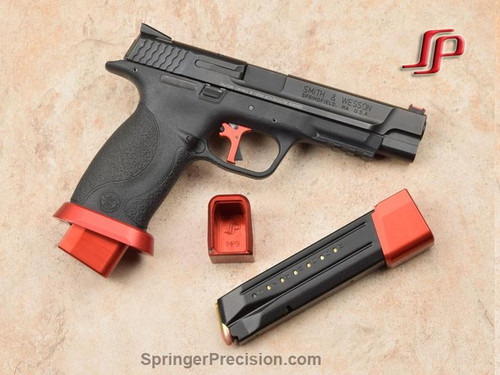 M&P 140mm Extended Base Pad +6 (Select Color)