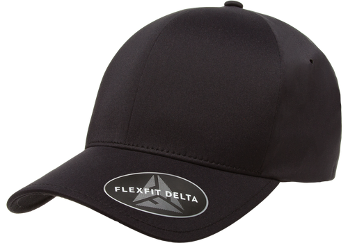 Flexfit Hat - Classic Two Brothers Wolf Design
