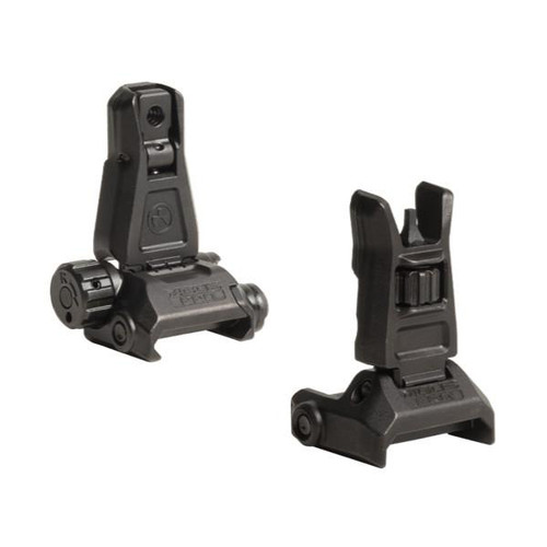 MBUS PRO Front and Rear Set (Steel)